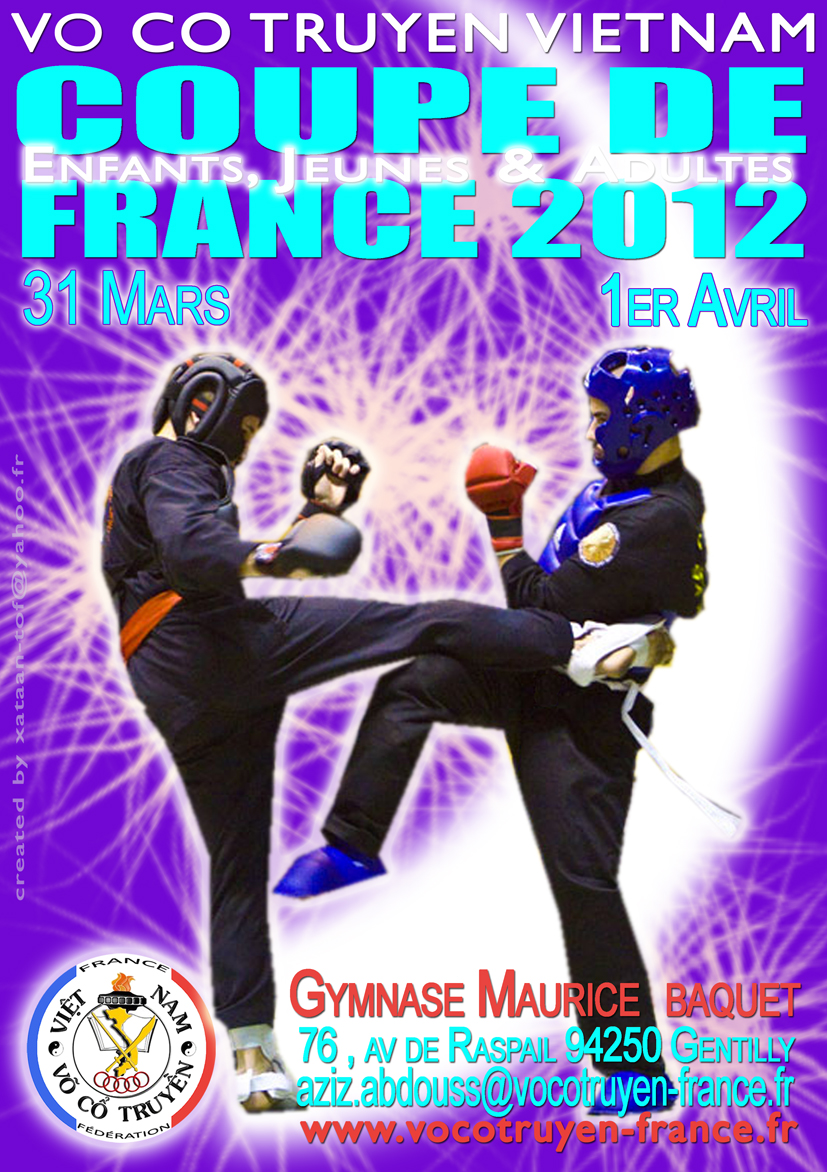 Affiche CPT Feance
