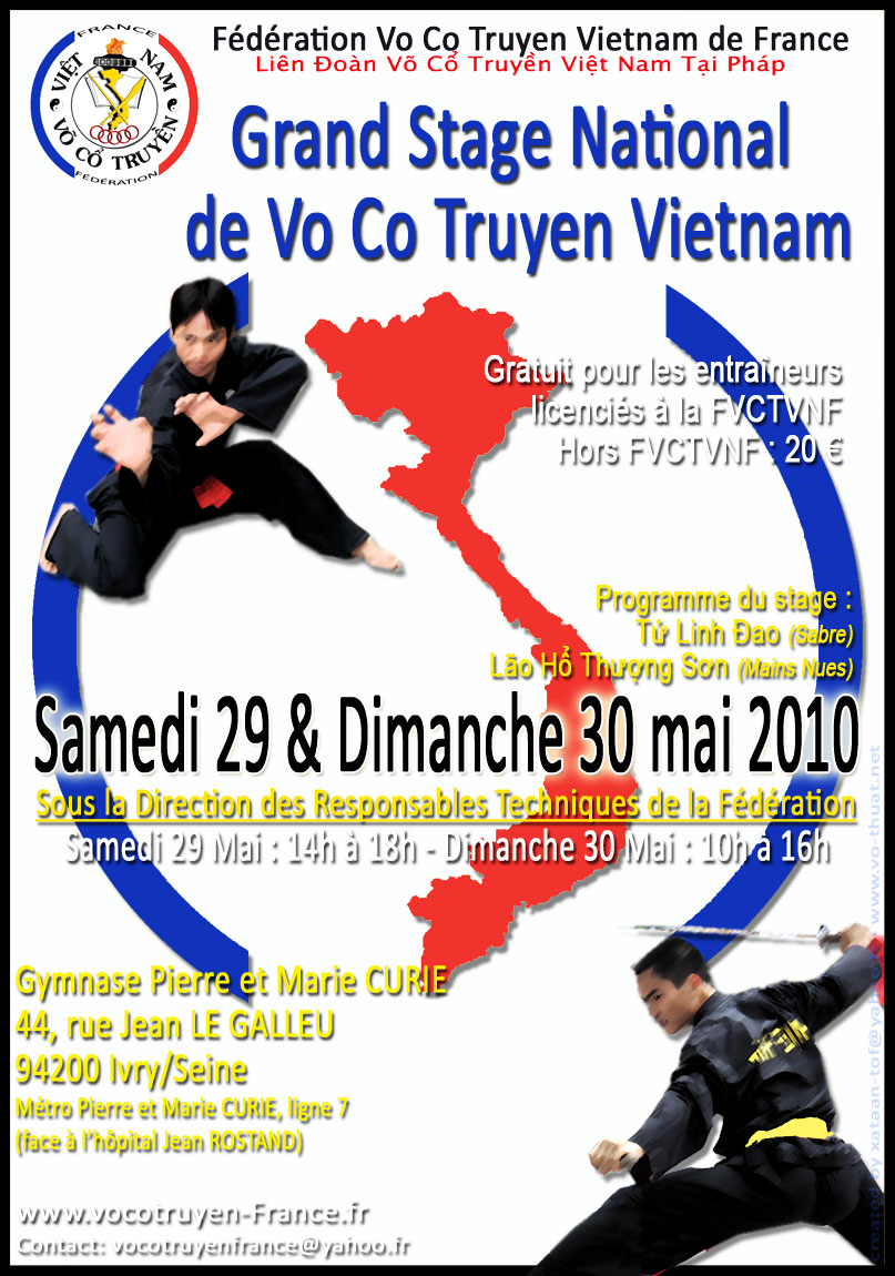 stage 1   vo co truyen vietnam